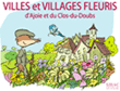 villages fleuris